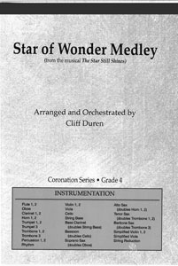 Star of Wonder Medley