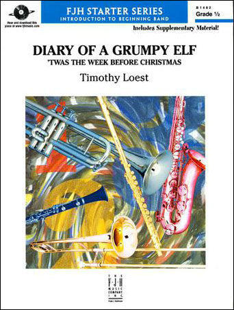Diary of a Grumpy Elf
