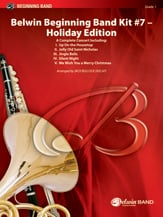 Belwin Beginning Band Kit #7 - Holiday Edition