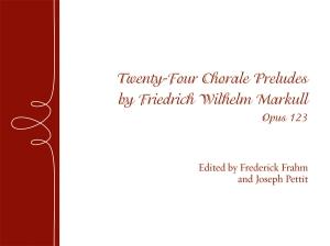 24 Chorale Preludes Op. 123