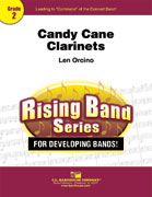 Candy Cane Clarinets