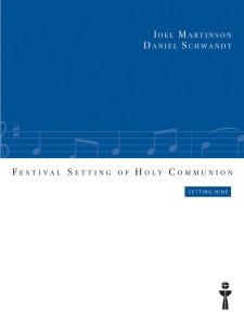 Festival Setting of Holy Communion No. 9