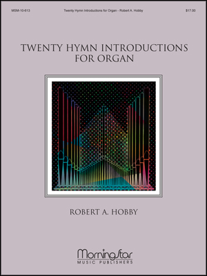 20 Hymn Introductions for Organ