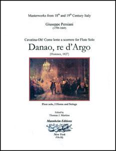 Danao, Re D'argo