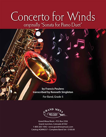 Concerto for Winds