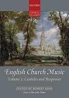 English Church Music No. 2