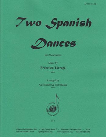 Two Spanish Dances