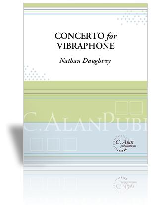Concerto for Vibraphone & Percussion Ensemble