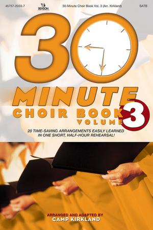 30 Minute Choir Book No. 3