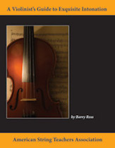 Violinists Guide to Exquisite Intonation