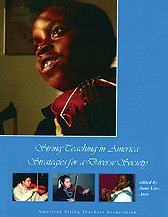 String Teachers in America Strategies for a Diverse Society