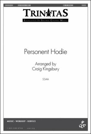Personent Hodie