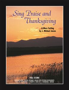 Sing Praise and Thanksgiving