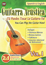 Two in One Bilingual Guitarra  acustica No. 1