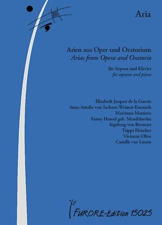 Arien Aus Oper Und Oratorium