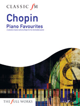 Chopin Piano Favorites