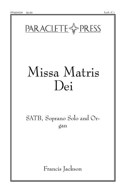 Missa Matris Dei
