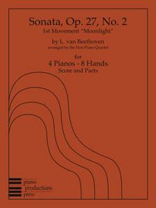 Sonata Op. 27 No. 2