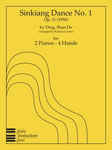 Sinkiang Dance No. 1 Op. 11