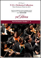 Pepper 2011 Uil String Orchestra Collection