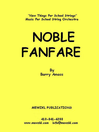 Noble Fanfare