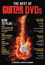 Best of Guitar World DVDs