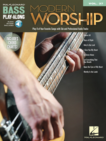 Bass Play along No. 37 Modern Worship