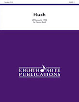 hush conductor score eighth note publications