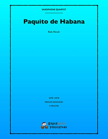 Paquito de Habana