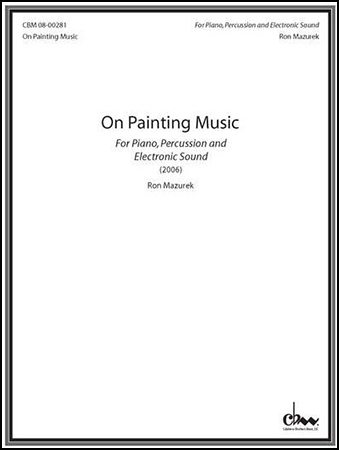 On Painting Music