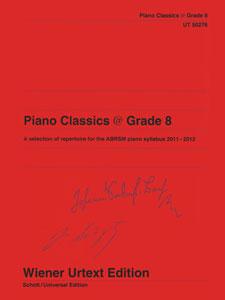Piano Classics at Grade 8