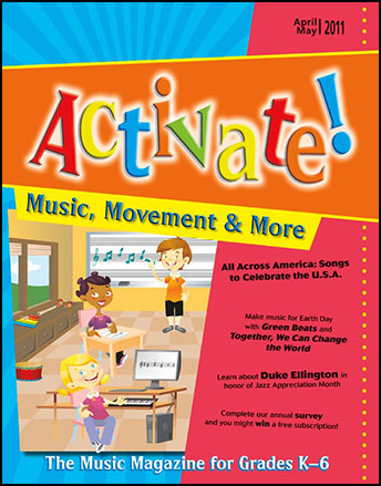 Activate Magazine April 2011-May 2011