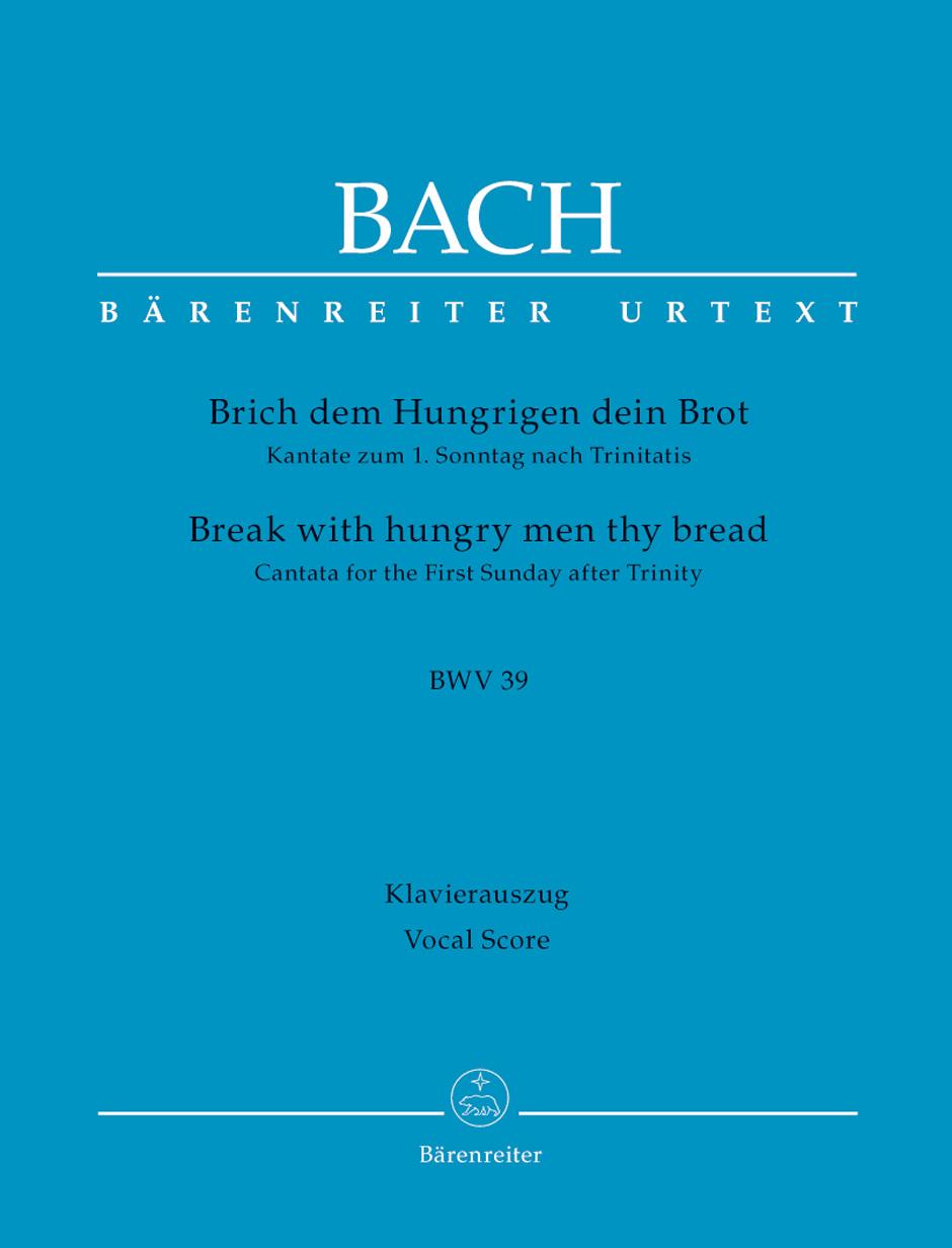 Break with Hungry Men Thy Bread