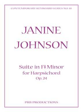 Suite in F Sharp Minor, Op. 24
