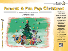 Famous and Fun Pop Christmas