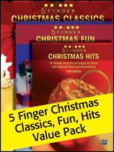 5 Finger Christmas Value Pack