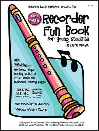 Recorder Fun Book
