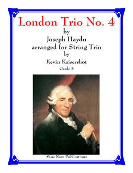 London Trio No. 4