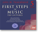 First Steps in Music: the Lectures