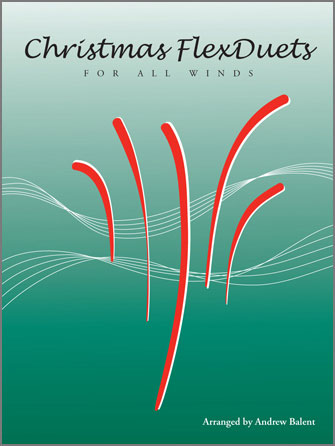 Christmas FlexDuets woodwind sheet music cover