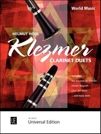 Diverse Klezmer Clarinet Duets