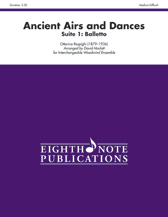 Ancient Airs and Dances Suite 1 Balletto