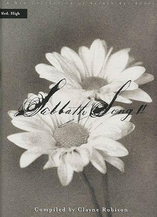 Sabbath Song No  2 (Medium High Solo Collect | J W  Pepper