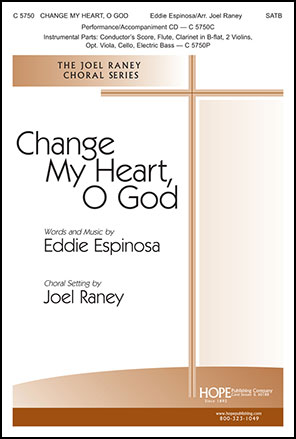 Change My Heart, O God Thumbnail