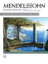 Allegro Brillant, Op. 92