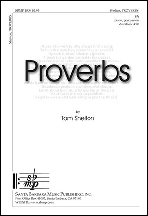 Proverbs Thumbnail