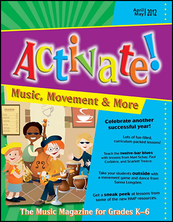 Activate Magazine April 2012-May 2012