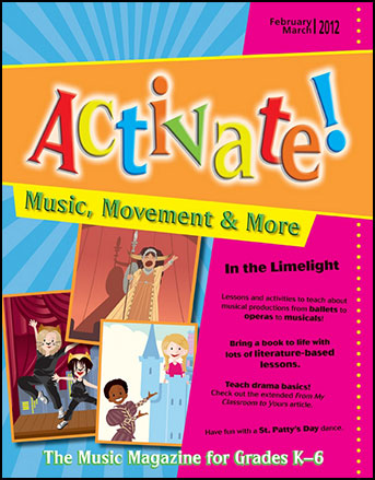 Activate Magazine February 2012-March 2012