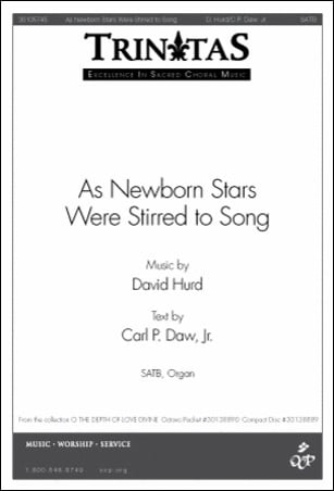 As Newborn Stars Were Stirred to Song