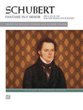 Fantasie in F Minor, Op. 103 D940